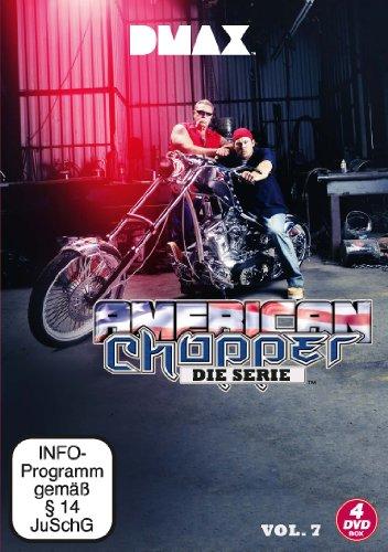 American Chopper Box, Vol. 7 [4 DVDs] hier kaufen
