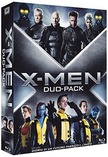 x-men-linizio-x-men-giorni-di-un-futuro-passato-2-blu-ray