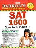 #7: Barrons SAT 1600