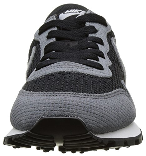 Nike Air Pegasus 83, Baskets Basses Femme Noir (Black/Cool Grey/White/Wolf Grey)