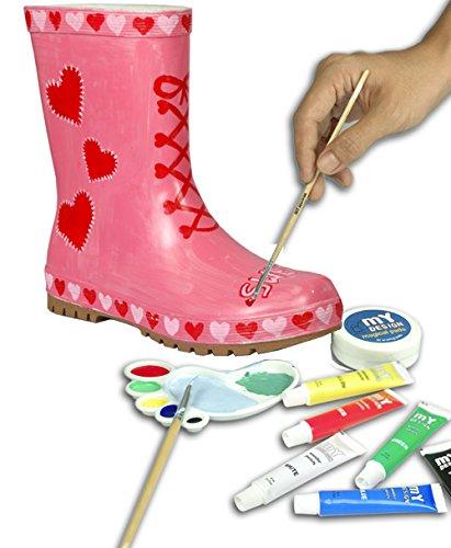 my-design-bambini-bambine-zimbi-verniciabile-pioggia-stivali-di-gomma-multicolore-multicoloured-265-