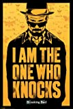 Poster Breaking Bad - I am the one who knocks - preiswertes Plakat, XXL Wandposter