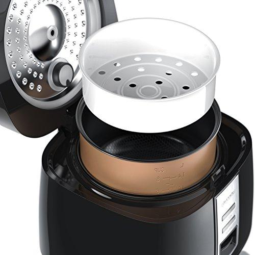 Arendo – Reiskocher – Dampfgarer - 4