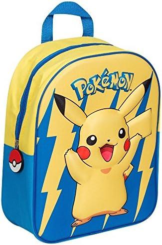 Pokemon Pok-8114 Pikachu Effet 3D EVA 32 cm Sac à Dos B07B43YV2M | Qualité Et Quantité Assurée