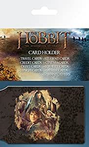 GB eye the Hobbit Collage Card Holder
