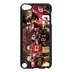 NFL Francisco 49ers Snap-on Back Cover Case For Ipod Touch 5, Patrick Willis/ NaVorro Bowman/ Frank Gore Ipod Touch 5Protector