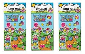Paper Projects Proyectos Pegatinas de Papel pequeña Fiesta señorita Bundle
