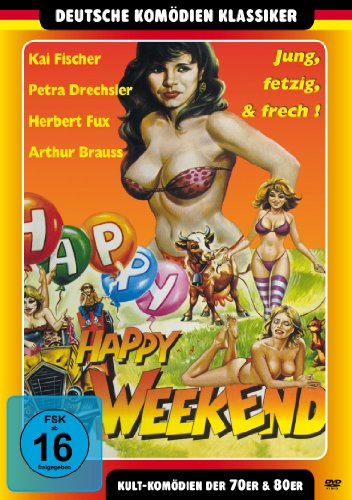 Happy Weekend - Deutsche Komödien Klassiker
