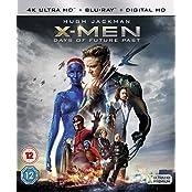 X-Men: Days of Future Past als 4K Ultra-HD Blu-ray
