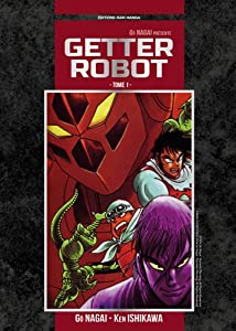 Getter Robot Edition simple Tome 1