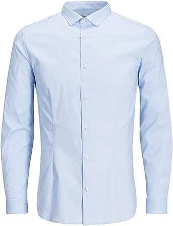 JACK & JONES PREMIUM Super Slim Fit Camicia formale Jjprparma Shirt L/s Noos Uomo
