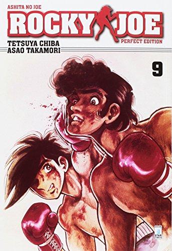 Rocky Joe. Perfect edition: 9 por Tetsuya Chiba