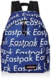 Eastpak EK62050V Sac à Dos Polyester Bleu, Blanc - Sacs à Dos (Polyester, Bleu,...