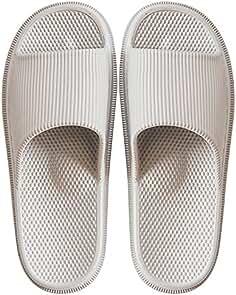 Amazon.it  Sandalo donna con fascette - Grigio e8d302d63b4