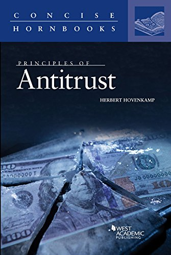 Principles of Antitrust (Concise Hornbook Series) (English Edition)