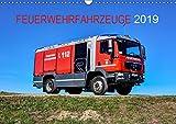 Feuerwehrfahrzeuge (Wandkalender 2019 DIN A3 quer): Motive aktueller Feuerwehrfahrzeuge (Monatskalender, 14 Seiten ) (CALVENDO Technologie)