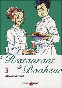 Le Restaurant du Bonheur Edition simple Tome 3