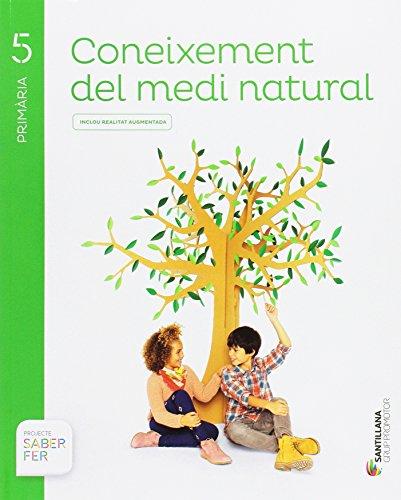 Coneixement del medi natura 5 primaria saber fer