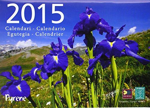 Calendario Alpina-Pyrene 2015 por VV.AA.