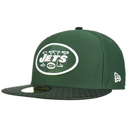York Vollständige New (New Era 59Fifty Cap - SIDELINE 2017 New York Jets - 6 7/8)