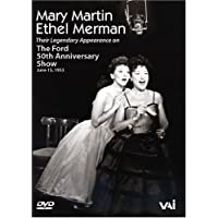 Mary Martin and Ethel Merman - the Ford 50th Anniversary Sho