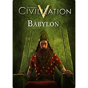 Sid Meier's Civilization V: Babylon DLC [Mac Steam Code]