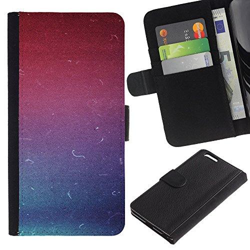 """Graphic4You LIGHT PINK DOTS Muster Brieftasche Leder Hülle Case Schutzhülle für Apple iPhone 6 Plus / 6S Plus (5.5"""") Design #14"""
