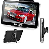 7 Inch Sat Nav GPS Navigation for Car Truck HGV 4G + 2018 World Maps + Free Lifetime Updates