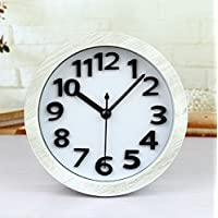 ZHUNSHI Alarm Clock Fashion Dreidimensionale Digitale Holz Bett Faul Desktop Dekoration Uhr Stumm, Durchmesser... preisvergleich bei billige-tabletten.eu