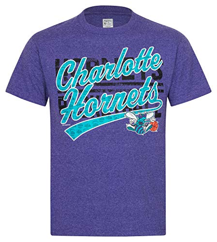 VF NBA Charlotte Hornets T-Shirt Basketball Thats The Stuff Hardwood Classic (S)