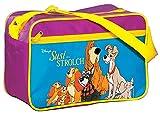 Disneys Susi und Strolch Schulsporttasche Sporttasche Schwimmtasche Freizeittasche Kindertasche