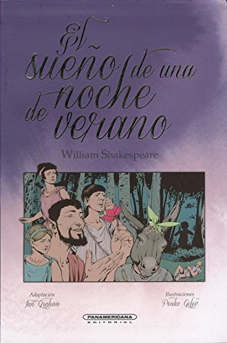 SPA-SUENO DE UNA NOCHE DE VERA (Shakespeare Graphic Classics) por William Shakespeare