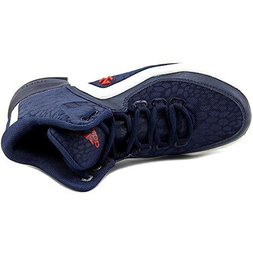 Adidas J Wall 2 J Maschenweite BasketballSchuh Conavy/Ftwwht/Powred