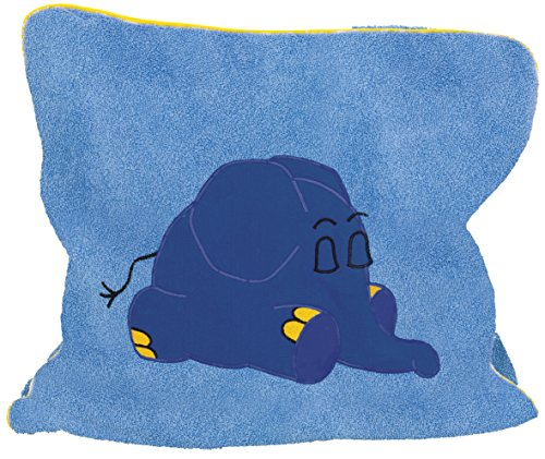 Smithy Kissenbezug Elefant, 40x40 -