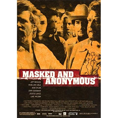 Masked and Anonymous Poster (27 x 40 Inches - 69cm x 102cm) (2003)