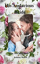 His Audacious Bride: The McCabe's Book 7