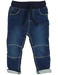 garçons bébé Combat Style Taille Extensible Ourlet Jeans tailles à partir de nouveau-néà 18 Mois