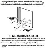 feuerleiter strickleiter - Vergleich von