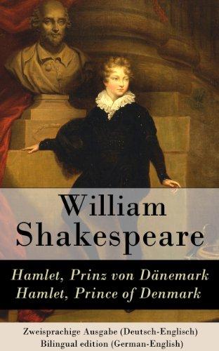 hamlet prinz von dannemark german edition