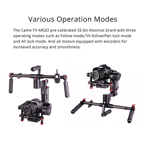 CAME-TV-ARGO-3-Axis-Handheld-Camera-Gimbal-Stabilizer-with-Wireless-Remote-Control-Foldable-Carbon-Fiber-Balancing-Stand-and-Carrying-Case-for-Canon-5D-Mark-III-5D-Mark-II-7D-Panasonic-GH4-Sony-A7S