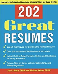 202 Great Resumes by Jay A. Block (2004-03-26)