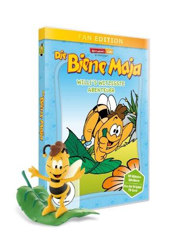 Die Biene Maja: Willi's witzigste Abenteuer (Fan Edition mit Sammelfigur)