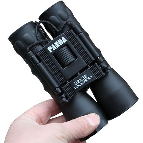 PANDA 22 X 32 Zoom prismáticos de gran aumento al aire libre telescopio