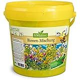 Bienenweide Bienen-Mischung bis zu 200qm Bienenfreundliche Mischung verschiedenster Sommerblumen Blumensamen Garenblumen