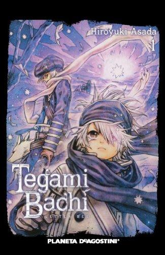 Tegamibachi nº 01/20 por Hiroyuki Asada