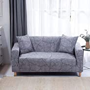 DEALS FOR LESS - Sofa Cover, Stretchable Couch Slipcover, Arm chair cover, furniture protector from Pets, Dogs