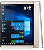 Onda V919 3G Air Dual OS Tablet PC 9.7 inch Intel Z3735F Quad Core 3G Phone Call Windows 10 & Android 4.4_Gold