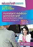 Réussite Concours - Assistant médico-administratif-Branche Secrétariat médical - Nº34...