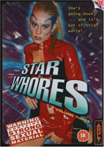 Star Whores - Vol. 3 [DVD]