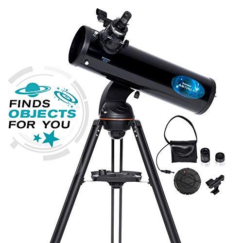 Celestron Astro Fi - Telescopio astronómico 130 mm